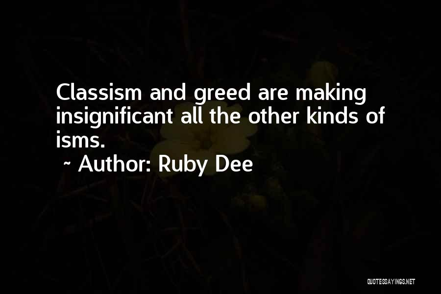 Ruby Dee Quotes 1881832