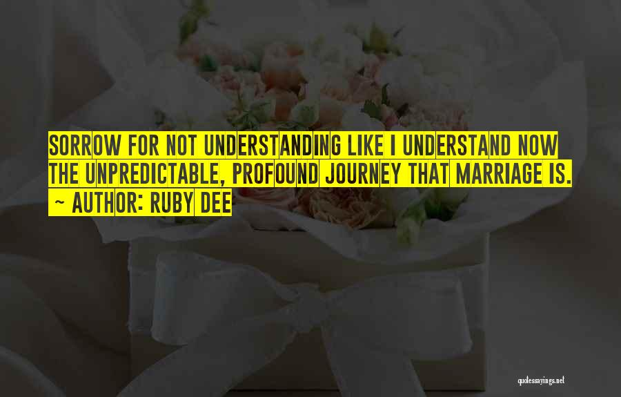 Ruby Dee Quotes 1927369