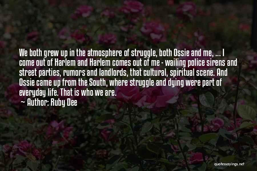 Ruby Dee Quotes 1935652