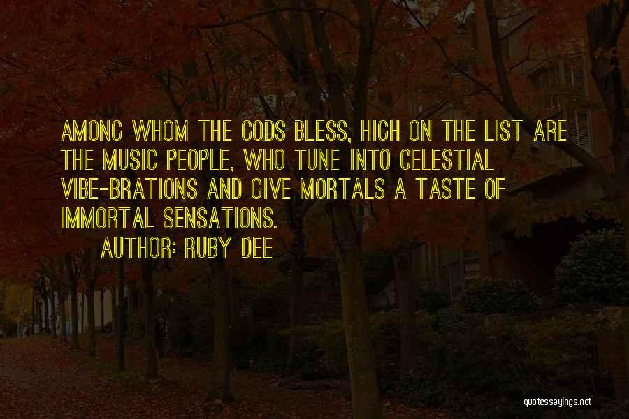 Ruby Dee Quotes 1942009