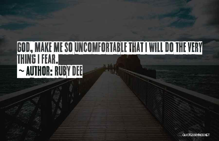 Ruby Dee Quotes 2156138