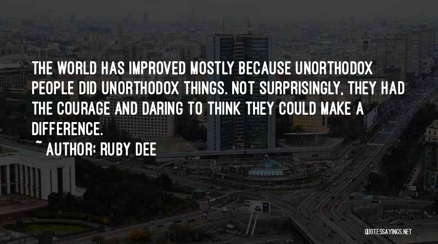 Ruby Dee Quotes 434414