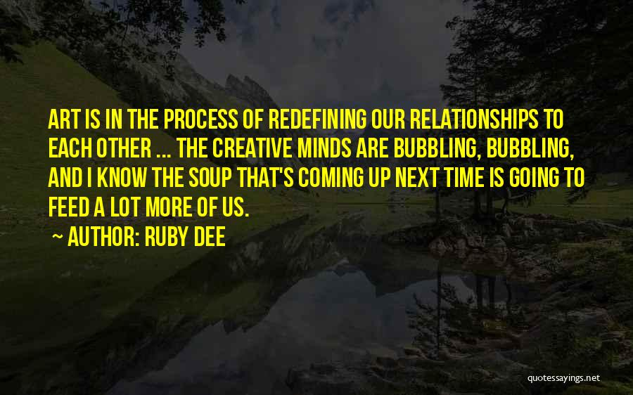 Ruby Dee Quotes 687891