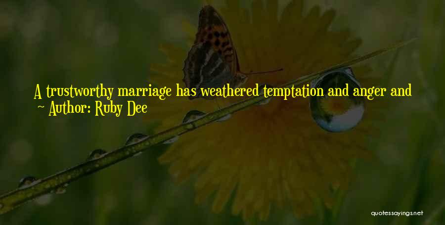 Ruby Dee Quotes 692501