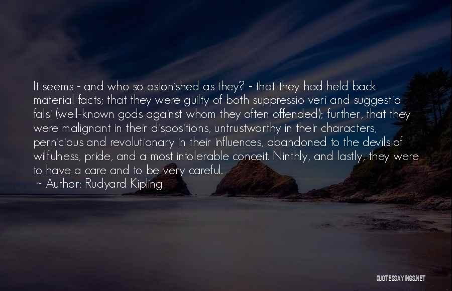 Rudyard Kipling Quotes 1382213