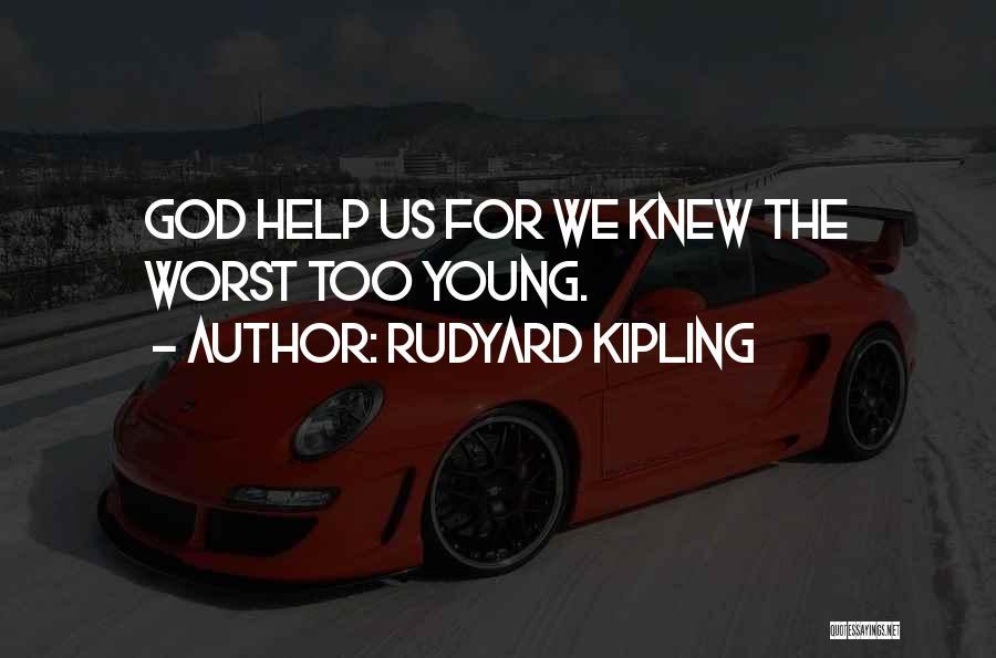 Rudyard Kipling Quotes 1421855
