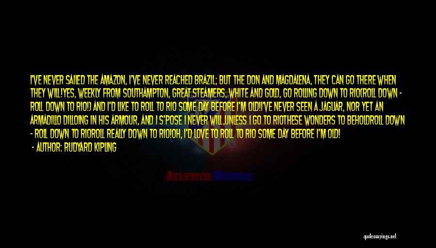 Rudyard Kipling Quotes 2028298