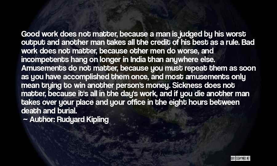 Rudyard Kipling Quotes 215971