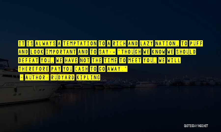 Rudyard Kipling Quotes 321208