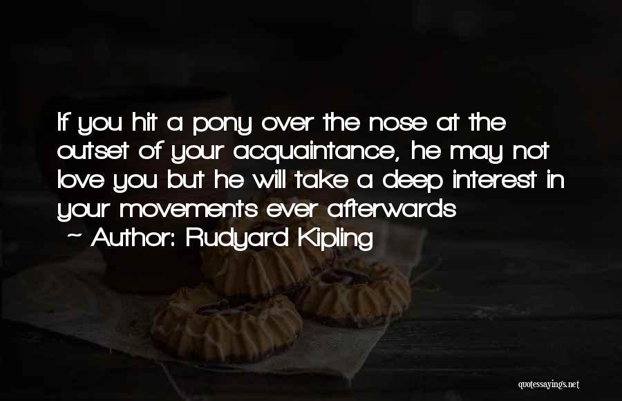 Rudyard Kipling Quotes 441485