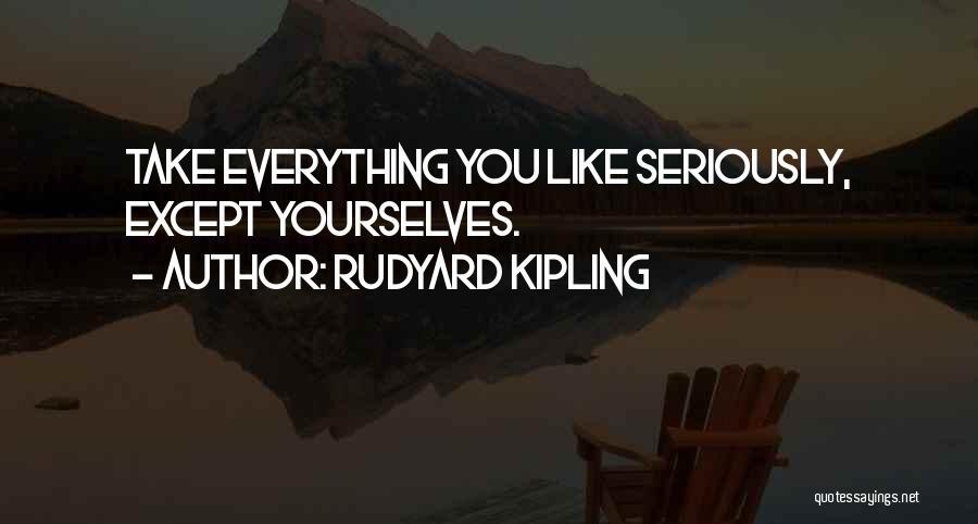 Rudyard Kipling Quotes 748981