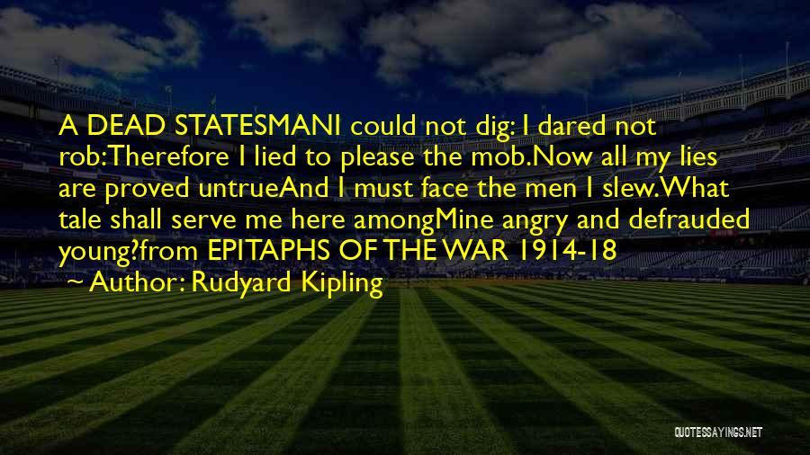 Rudyard Kipling Quotes 794632