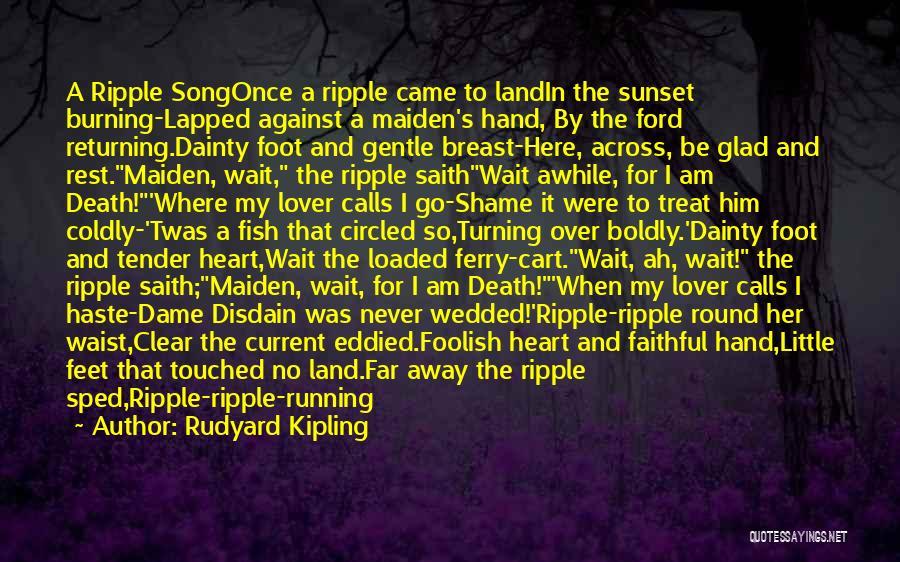 Rudyard Kipling Quotes 870704