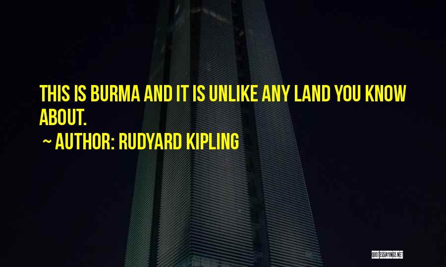 Rudyard Kipling Quotes 957616