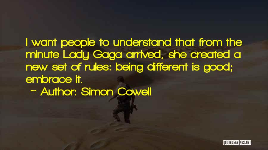 Rules Of Lady Quotes By Simon Cowell