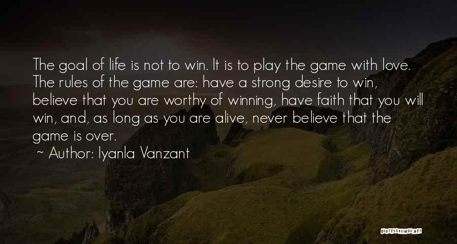Rules Of Love Quotes By Iyanla Vanzant