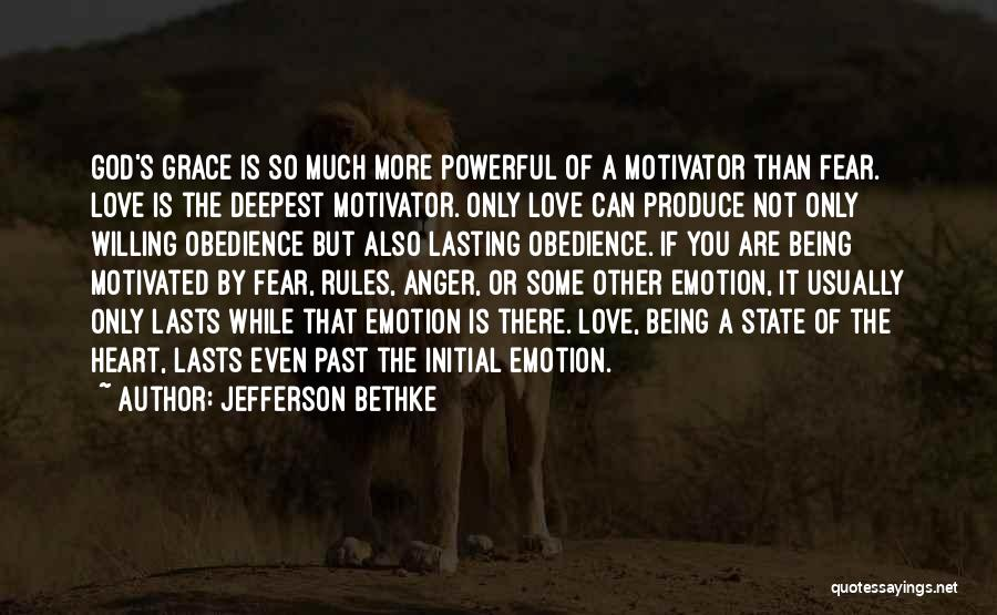 Rules Of Love Quotes By Jefferson Bethke