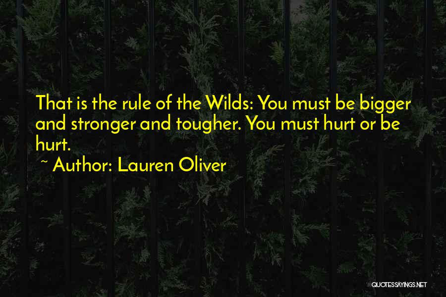 Rules Of Love Quotes By Lauren Oliver