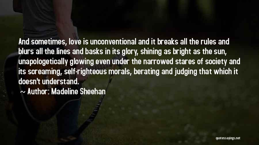 Rules Of Love Quotes By Madeline Sheehan