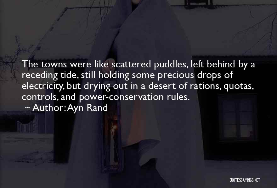 Rules Of Quotes By Ayn Rand