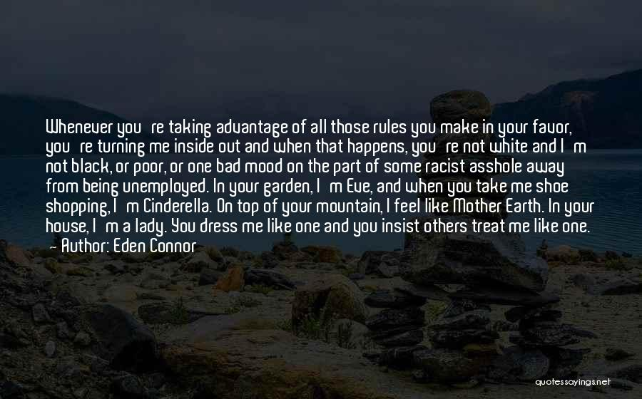 Rules Of Quotes By Eden Connor