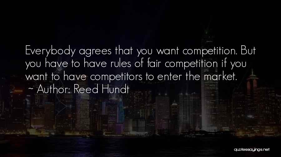Rules Of Quotes By Reed Hundt