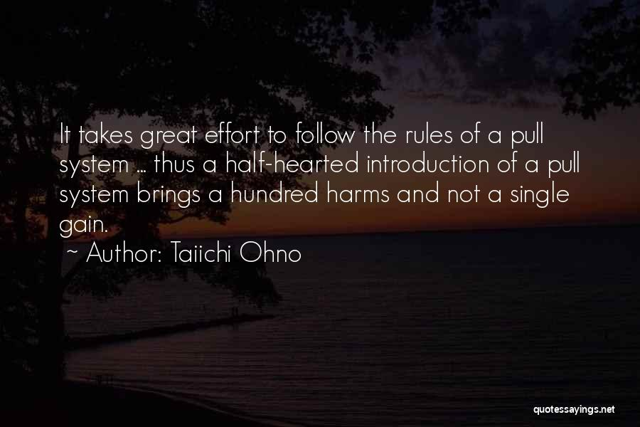 Rules Of Quotes By Taiichi Ohno