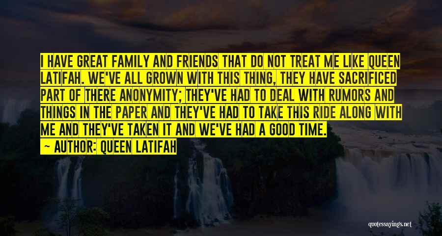 Rumors Quotes By Queen Latifah