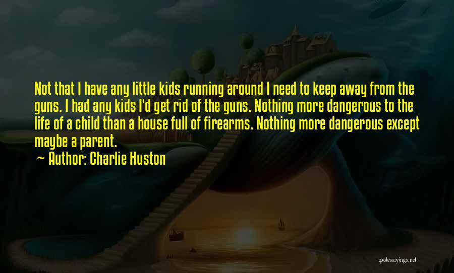 Running Away From Life Quotes By Charlie Huston