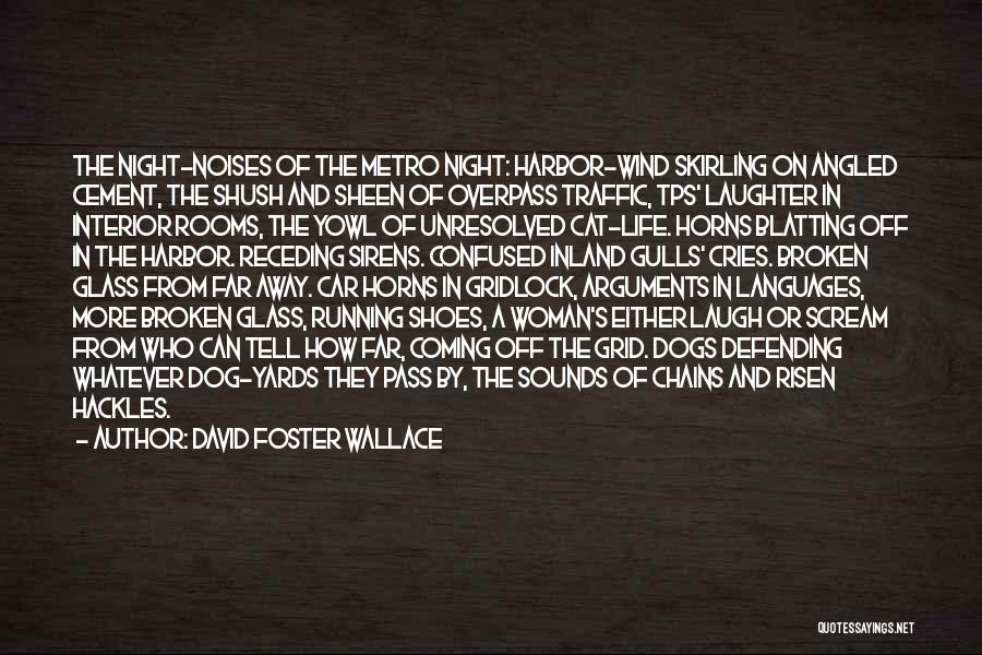 Running Away From Life Quotes By David Foster Wallace