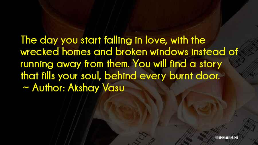 Top 100 Running Away Love Quotes & Sayings