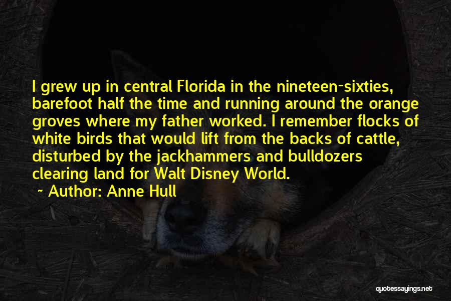 Running Barefoot Quotes By Anne Hull