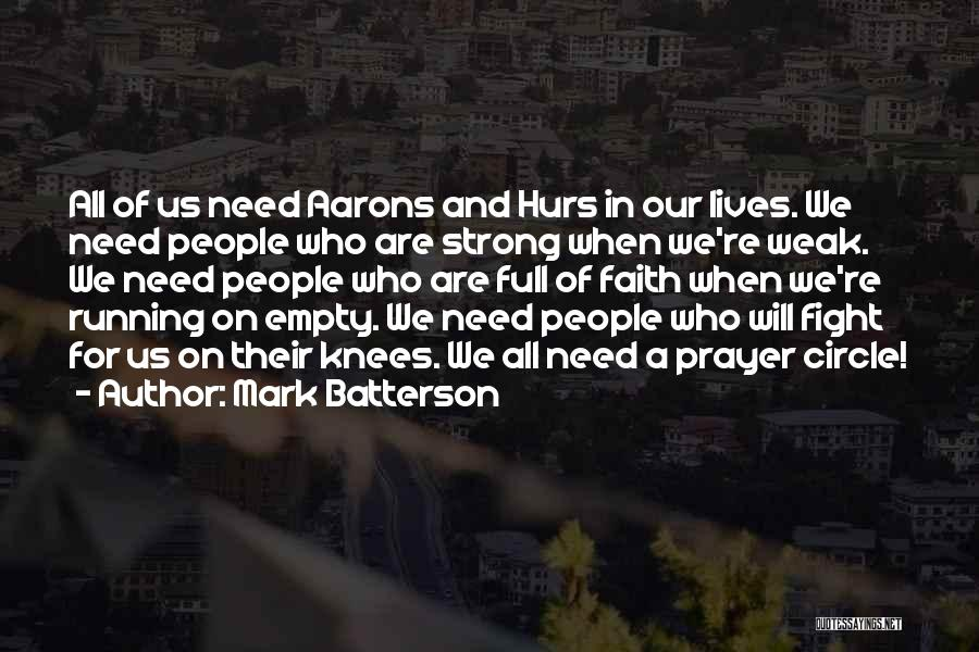 Running On Empty Quotes By Mark Batterson