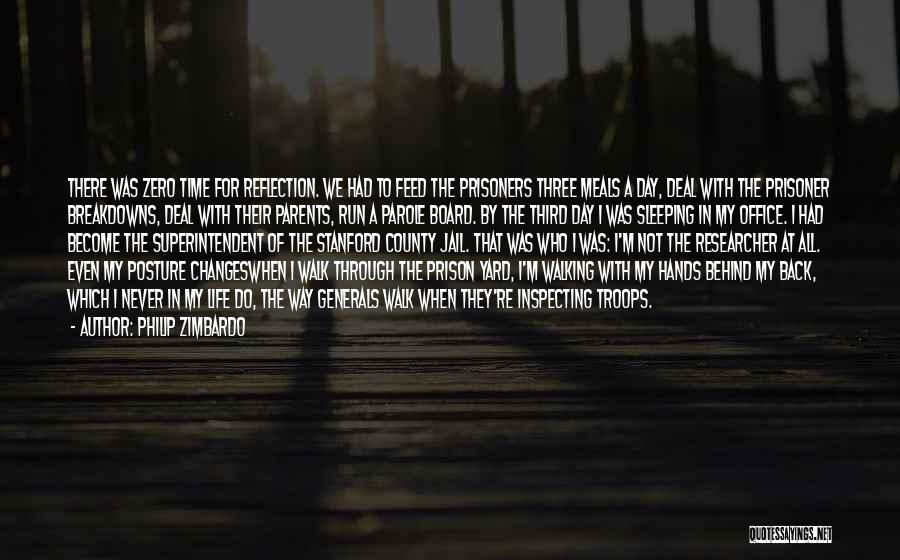 Running Through Life Quotes By Philip Zimbardo
