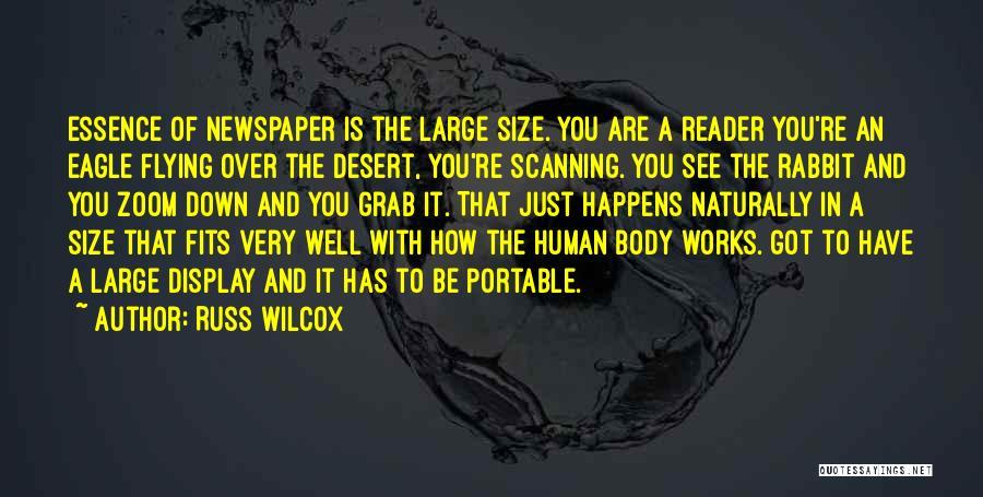 Russ Wilcox Quotes 761130