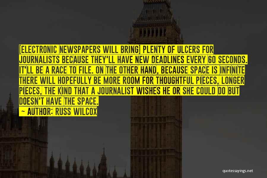 Russ Wilcox Quotes 982990