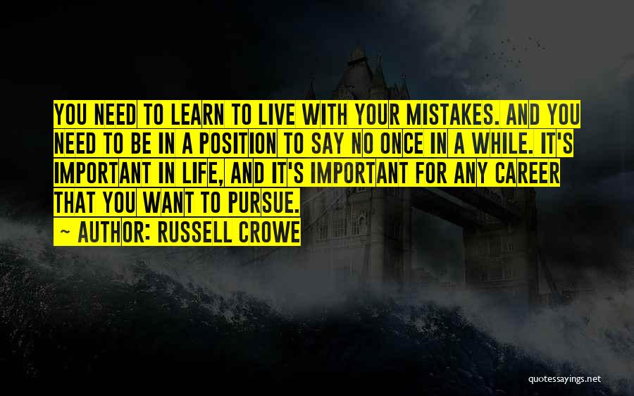 Russell Crowe Quotes 1531957