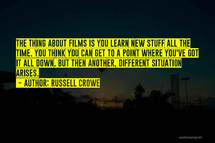 Russell Crowe Quotes 1724789