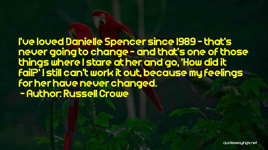 Russell Crowe Quotes 1849607