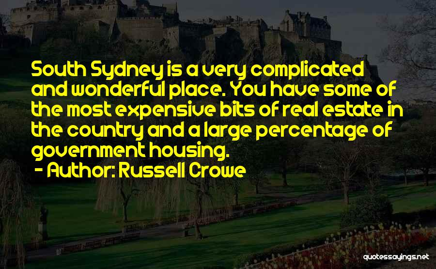 Russell Crowe Quotes 2032253