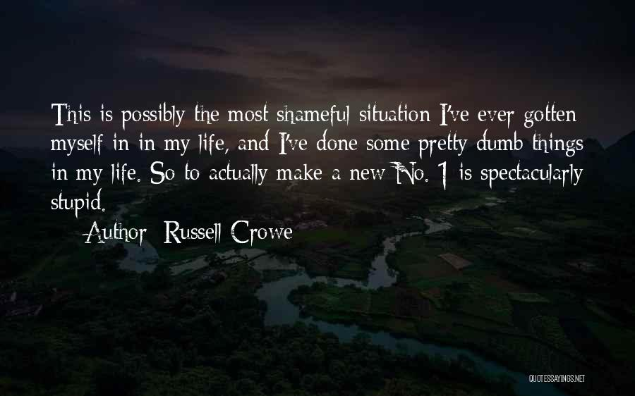 Russell Crowe Quotes 213904
