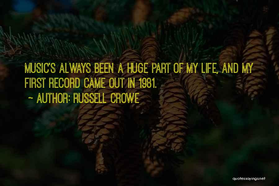 Russell Crowe Quotes 221685