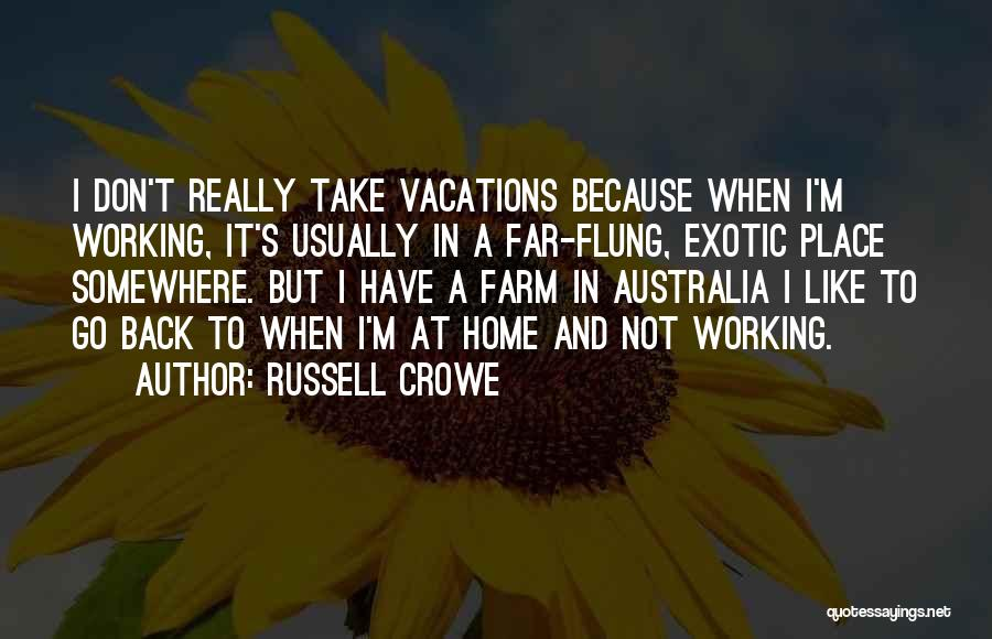 Russell Crowe Quotes 311516