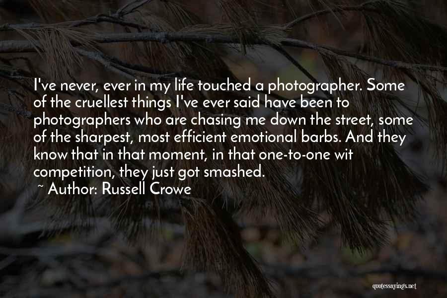 Russell Crowe Quotes 603254