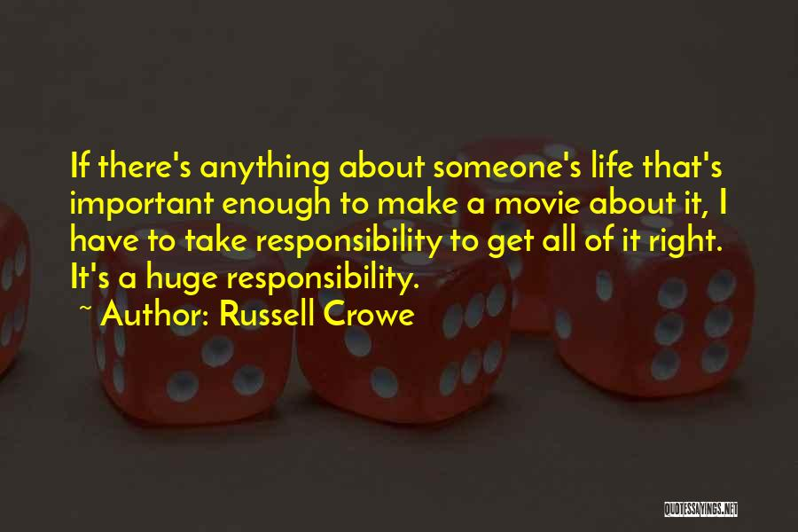 Russell Crowe Quotes 604687