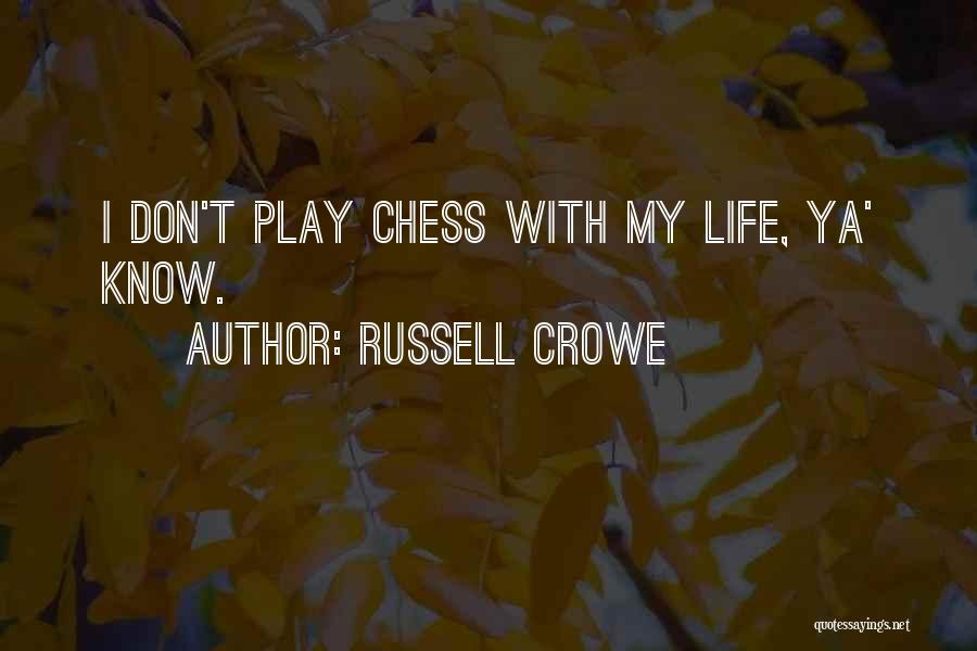 Russell Crowe Quotes 918154