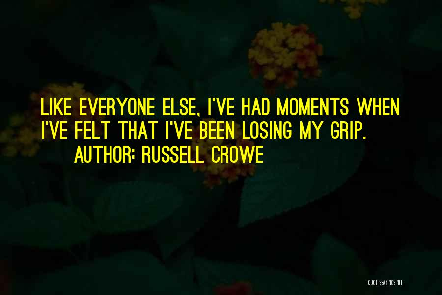 Russell Crowe Quotes 94297