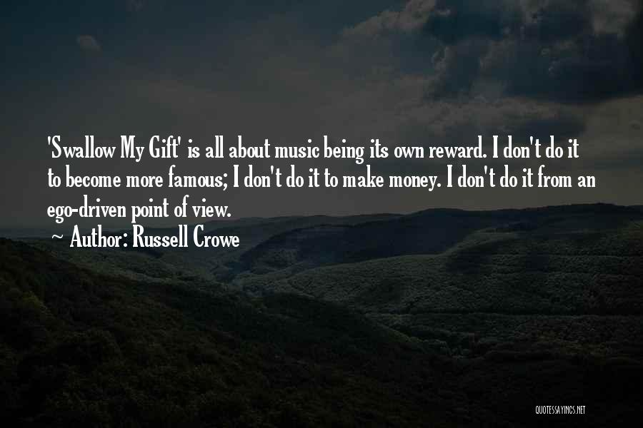 Russell Crowe Quotes 956386