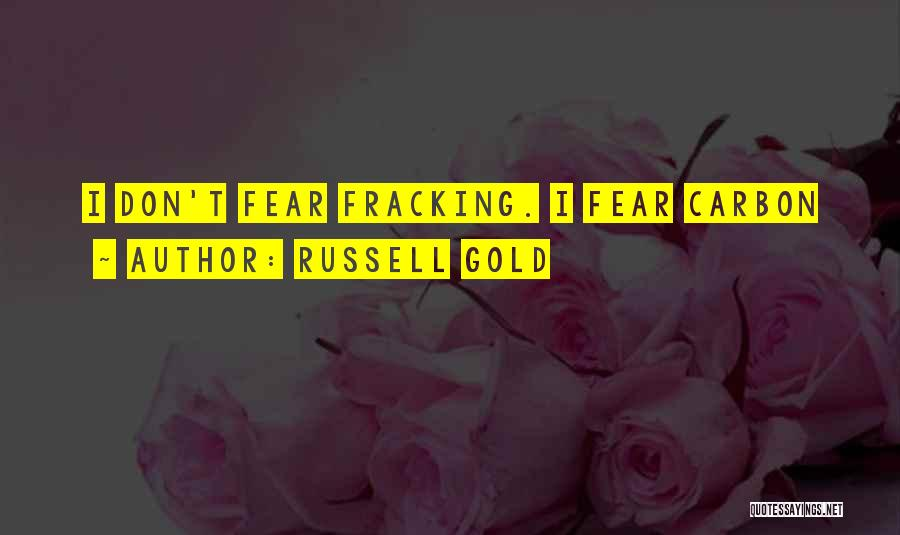Russell Gold Quotes 107323