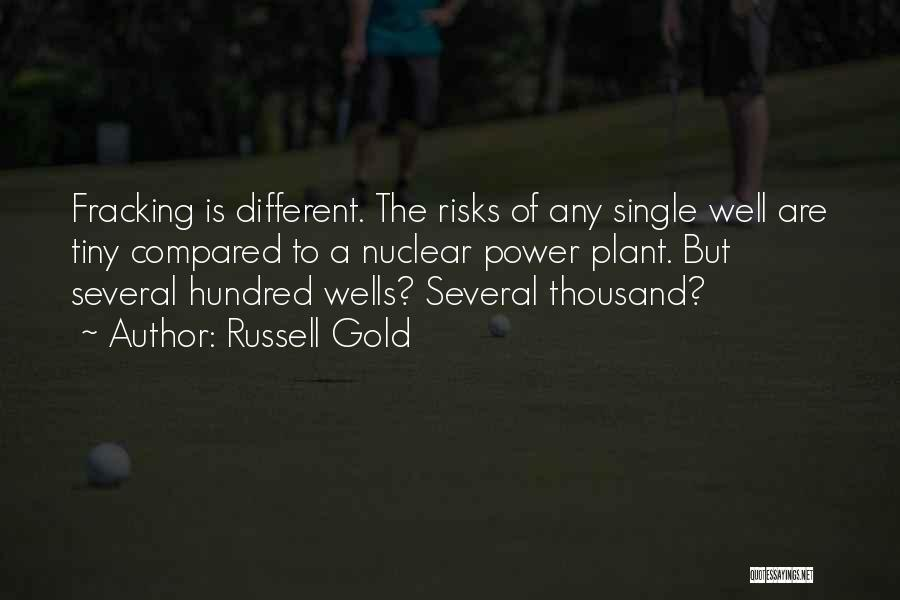 Russell Gold Quotes 764704